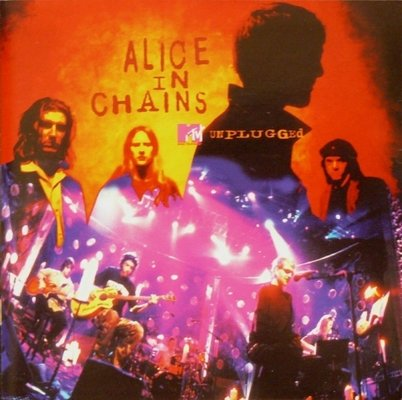 MTV Unplugged Alice in Chains
