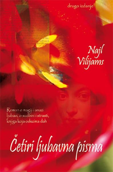 Williams Niall Četiri ljubavna pisma
