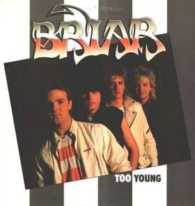 Gramofonska ploča Briar Too Young HMR LP 41