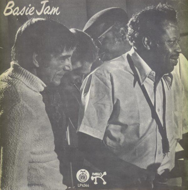 Gramofonska ploča Count Basie Basie Jam LP 4344