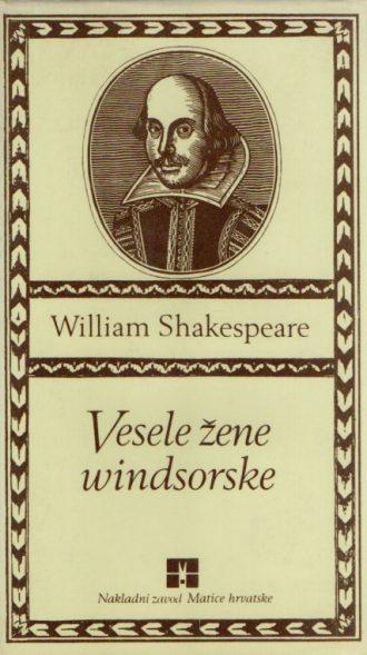 Vesele žene windsorske Shakespeare William