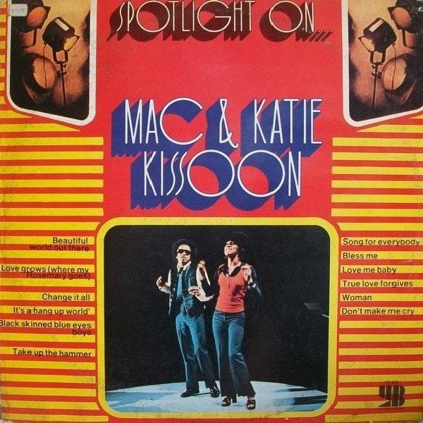 Gramofonska ploča Mac & Katie Kissoon Spotlight On ... YB 103