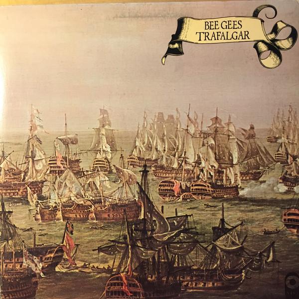 Gramofonska ploča Bee Gees Trafalgar SD 7003