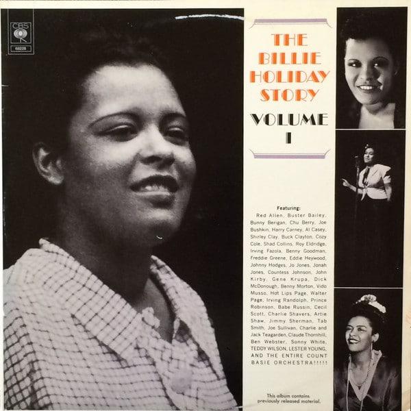 Gramofonska ploča The Billie Holiday Story Volume I Billie Holiday 68228
