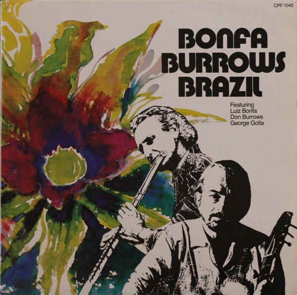 Gramofonska ploča Luiz Bonfa / Don Burrows / George Golla Bonfa Burrows Brazil 2220520