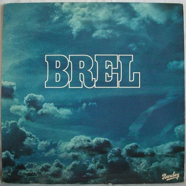Gramofonska ploča Jacques Brel Brel LSBAR 73090