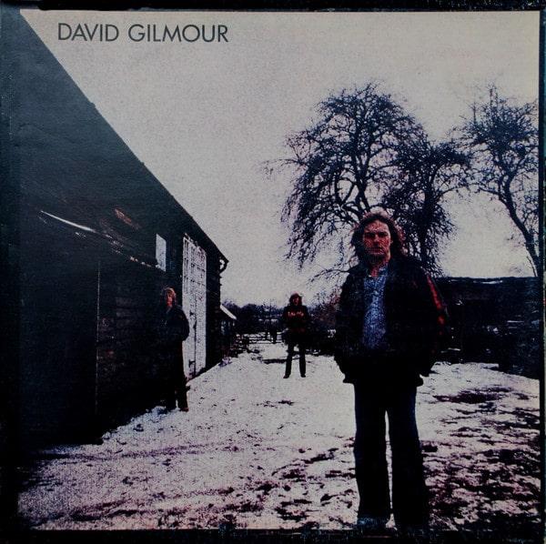 Gramofonska ploča David Gilmour David Gilmour SHV-73077