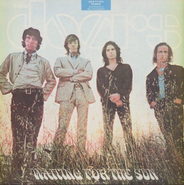 Gramofonska ploča Doors Waiting For The Sun ELK 42041