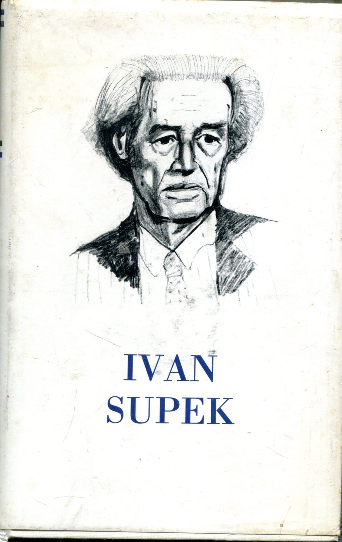 Izabrana djela 144. Ivan Supek