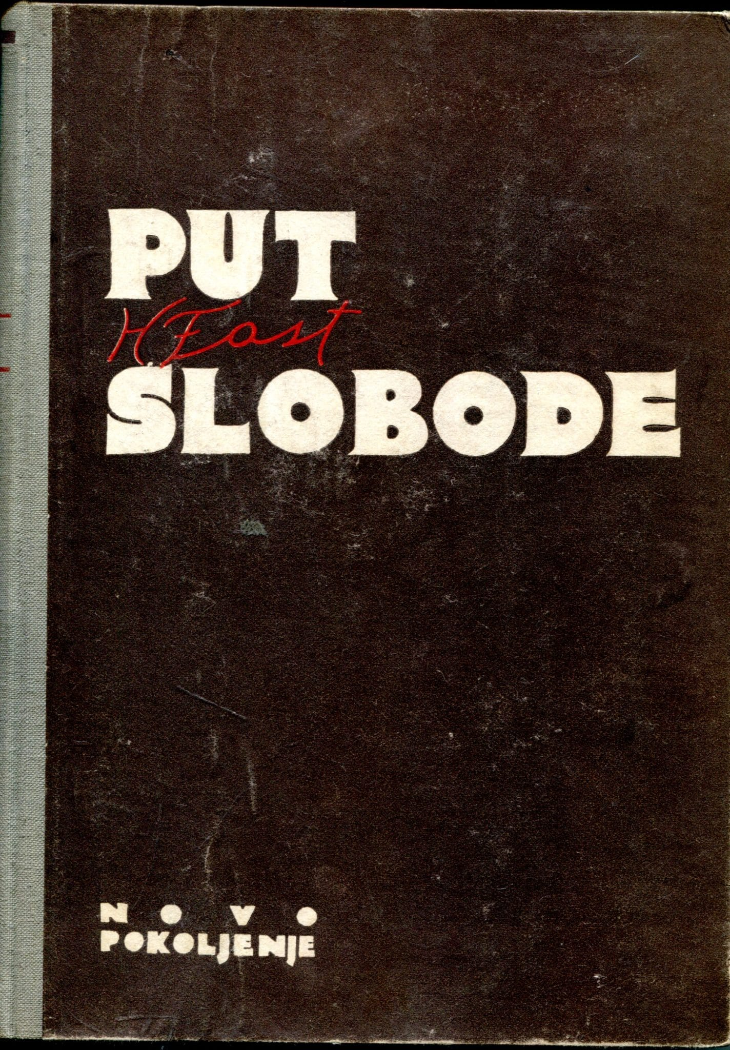 Put slobode Fast Howard