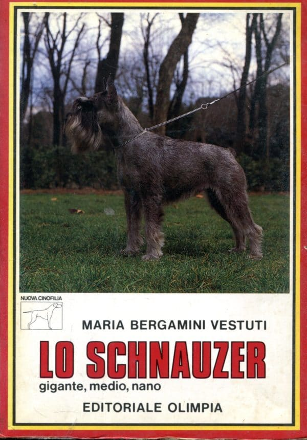 Lo Schnauzer Maria Bergamini Vestuti