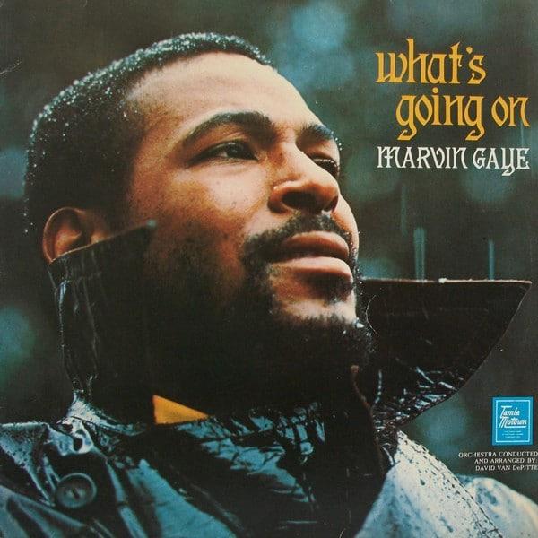 Gramofonska ploča Marvin Gaye What's Going On LP-7 2021017