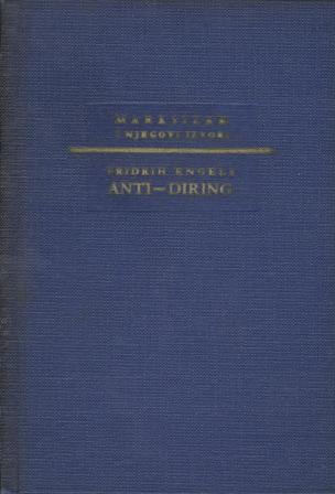 Anti-diring Friedrich Engels