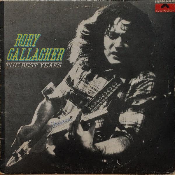 Gramofonska ploča Rory Gallagher The Best Years