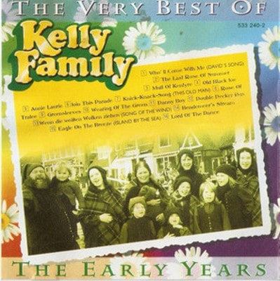 The Very Best Of (The early years) Kelly Family