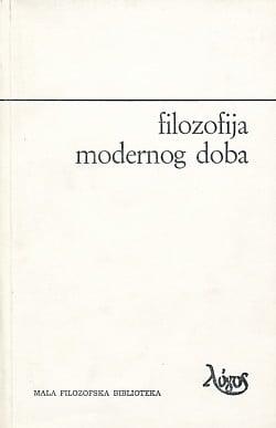 Filozofija modernog doba Abdulah Šarčević