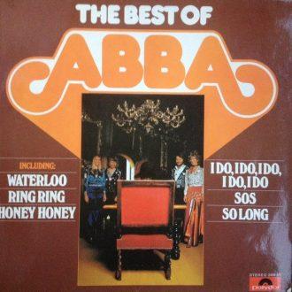 Gramofonska ploča ABBA The Best Of ABBA 2459 301