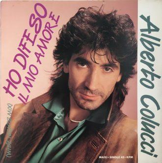 Gramofonska ploča Alberto Colucci Ho Difeso Il Mio Amore (White Nights Mix) 655209 6