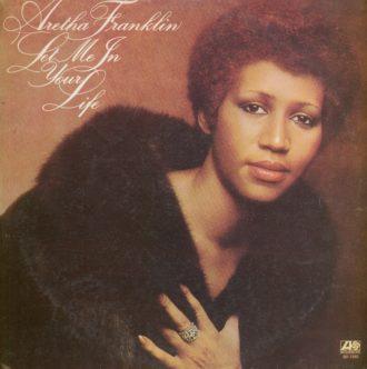 Gramofonska ploča Aretha Franklin Let Me In Your Life SD 7292