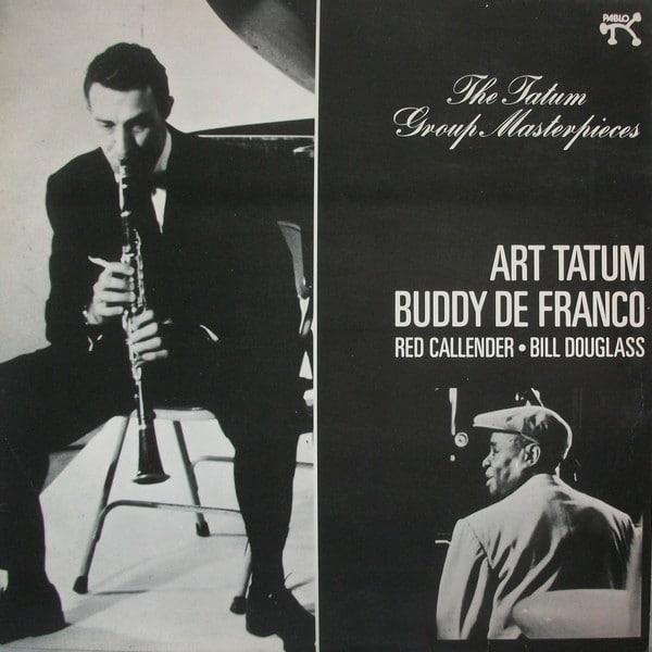 Gramofonska ploča Art Tatum, Buddy / De Franco / Red Callender / Bill Douglass  The Tatum Group Masterpieces LP 4410