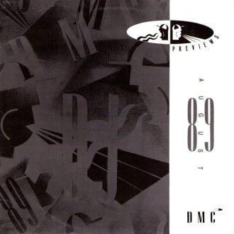 Gramofonska ploča August 89 - Previews Alyson Williams / A Tribe Called Quest / Be Big DMC 79/3