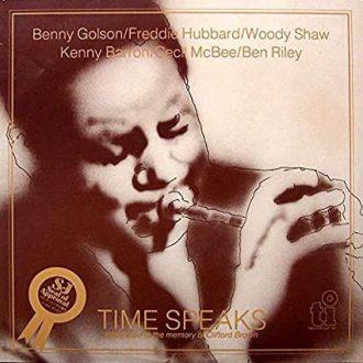 Gramofonska ploča Benny Golson Time Speaks LP-6-S 2022120