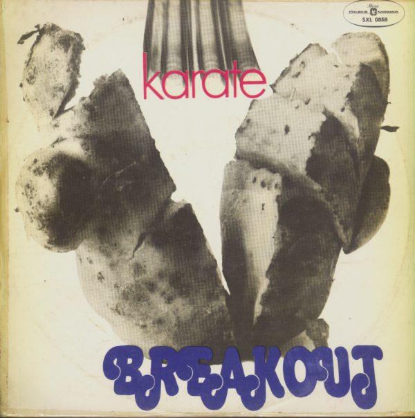 Gramofonska ploča Breakout Karate SXL 0858