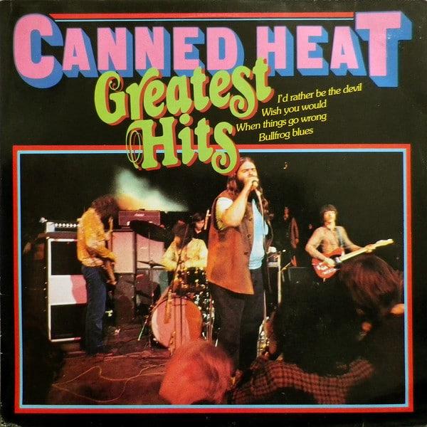 Gramofonska ploča Canned Heat Greatest Hits MA 1131683