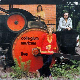 Gramofonska ploča Collegium Musicum Live 9115 0261