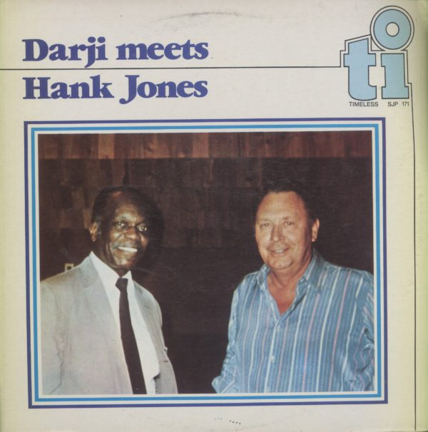 Gramofonska ploča Darji / Hank Jones Darji Meets Hank Jones LSY 66233