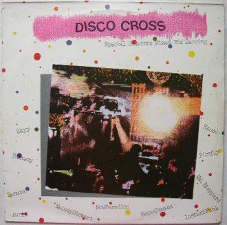 Gramofonska ploča Disco Cross Firefly / Istant Funk / Aurra... LP 3336