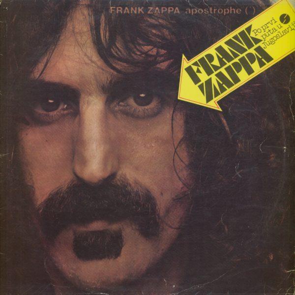 Gramofonska ploča Frank Zappa Apostrophe' K-59201