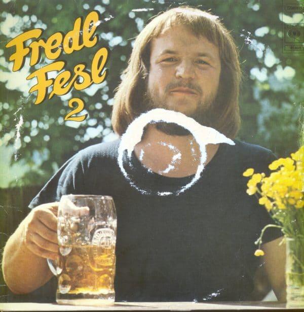 Gramofonska ploča Fredl Fesl 2 CBS 81 898