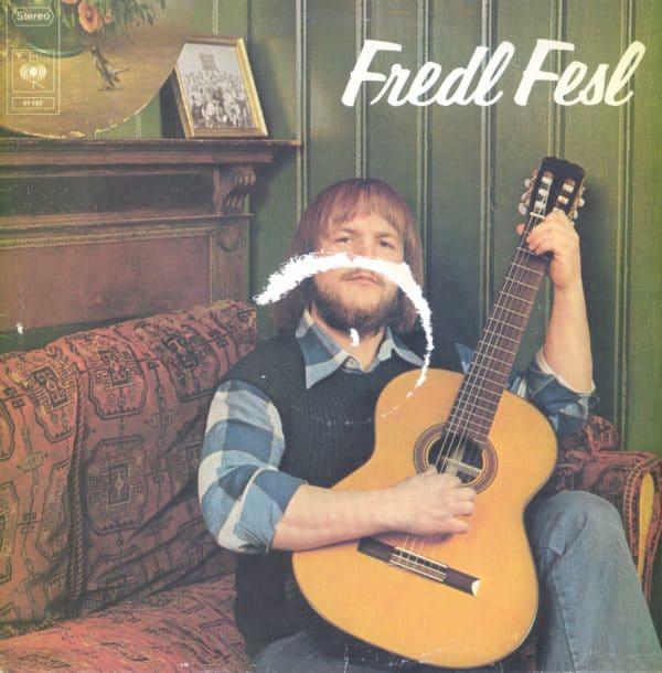 Gramofonska ploča Fredl Fesl Fredl Fesl CBS 81 167