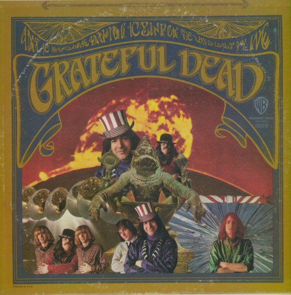 Gramofonska ploča Grateful Dead Grateful Dead WS 1689