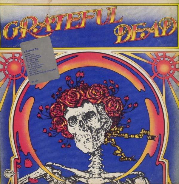 Gramofonska ploča Grateful Dead Grateful Dead 66009-1/2