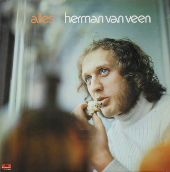 Gramofonska ploča Herman van Veen Alles 2378 005