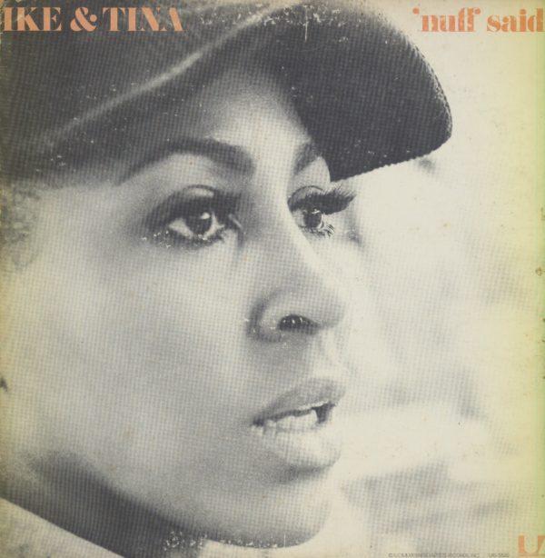 Gramofonska ploča Ike & Tina 'Nuff Said UAS-5530