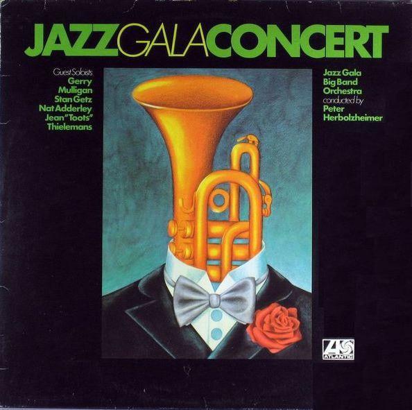 Gramofonska ploča Jazz Gala Big Band Orchestra Jazz Gala Concert ATL 50277