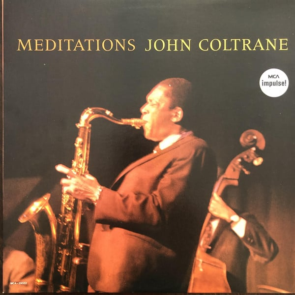 Gramofonska ploča John Coltrane Meditations MCA-29022