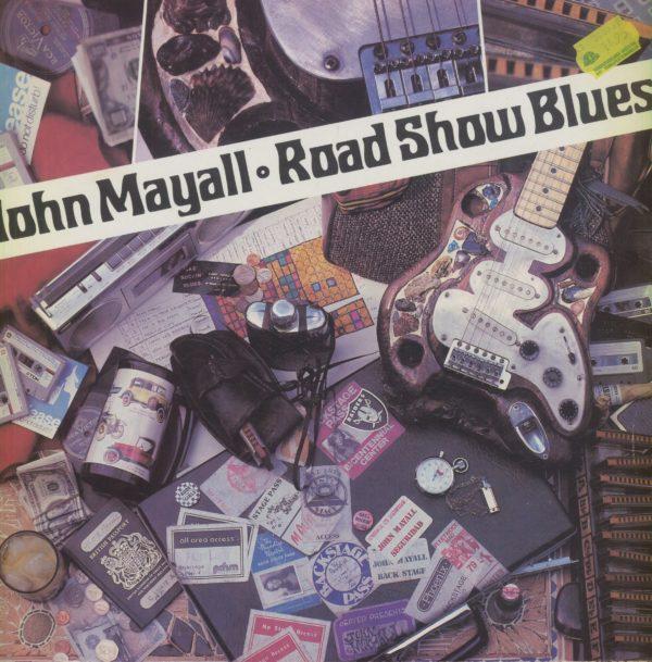 Gramofonska ploča John Mayall Road Show Blues 0064.231