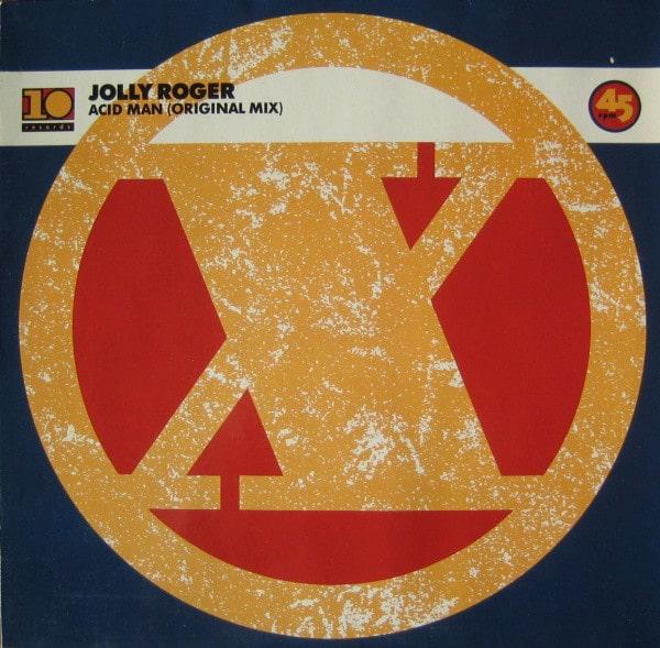 Gramofonska ploča Jolly Roger Acid Man 611 922