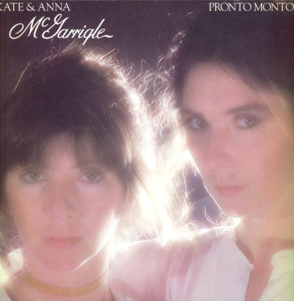 Gramofonska ploča Kate & Anna McGarrigle Pronto Monto WB 56 561