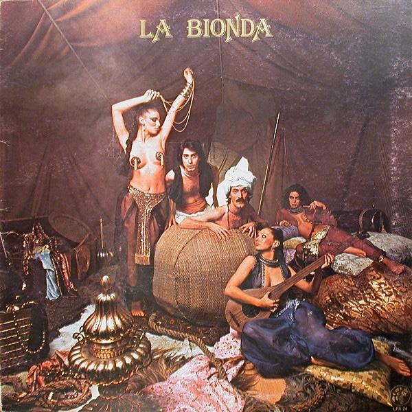Gramofonska ploča La Bionda La Bionda LPX 24
