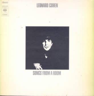 Gramofonska ploča Leonard Cohen Songs From A Room S 63587