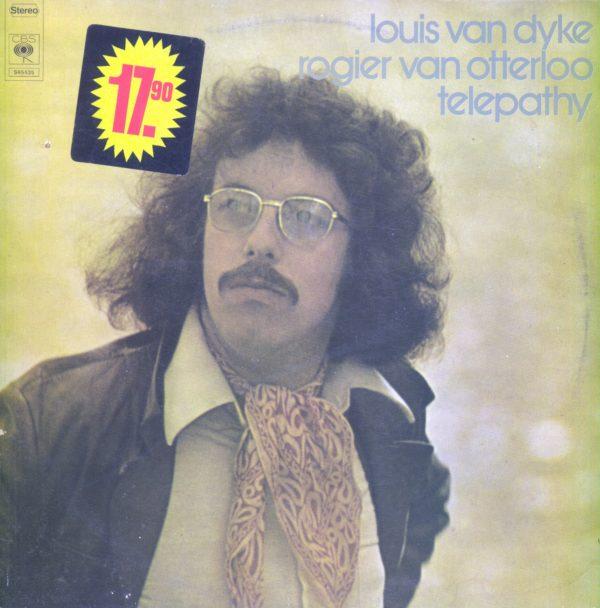 Gramofonska ploča Louis Van Dyke / Rogier Van Otterloo Telepathy S65535