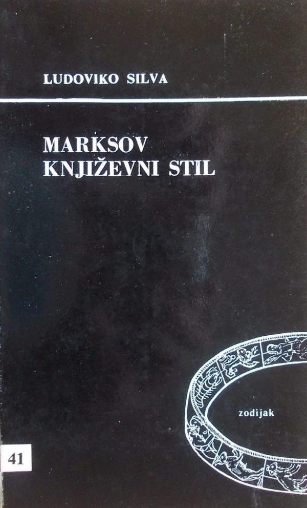 Marksov književni stil Ludoviko Silva