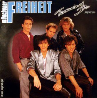 Gramofonska ploča Münchener Freiheit Tausendmal Du (Lange Version) CBS A 12.6977