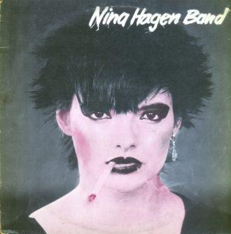Gramofonska ploča Nina Hagen Band Nina Hagen Band CBS 83136