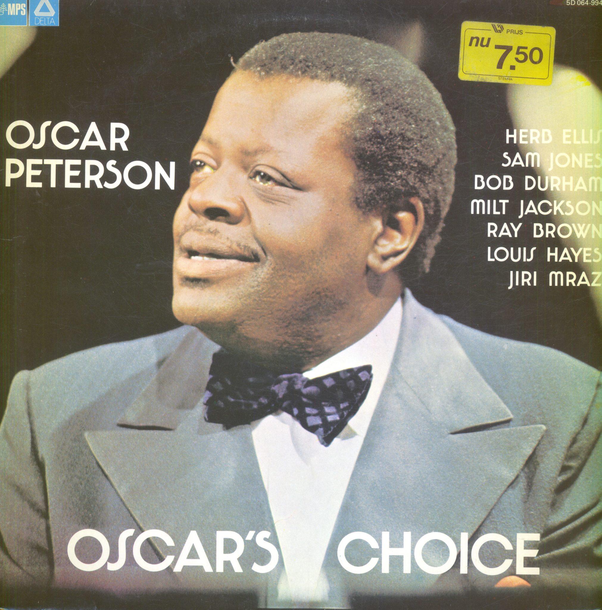 Gramofonska ploča Oscar Peterson Oscar's Choice 5D 064-99407